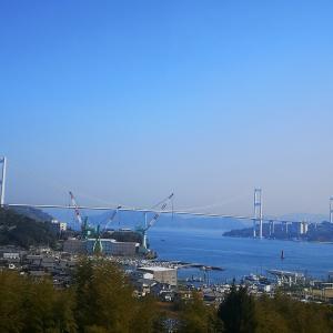 福山から愛媛へのソロツーリング【しまなみ海道】