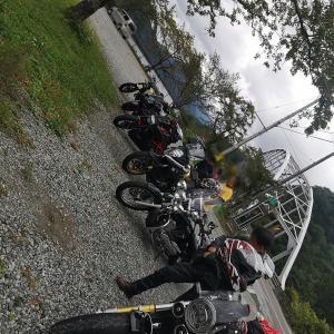 雨にも負けず、台風にも負けず、山中温泉、北陸ツーリングへ