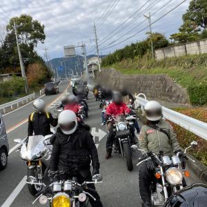 愛知の気ままなバイクサークル【XX club】三ヶ日ミカン狩りツーリング