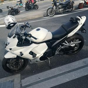 大型バイクデビュー!!!