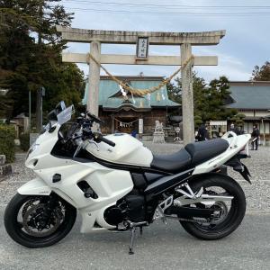 愛知の気ままなバイクサークル【XX club】新年バイク神社ツーリング