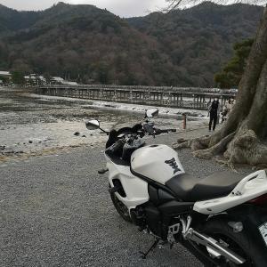 気ままなソロツーリング 京都へ