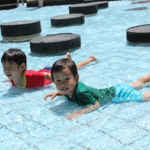 3歳でも知っておきたい水遊びのマナー