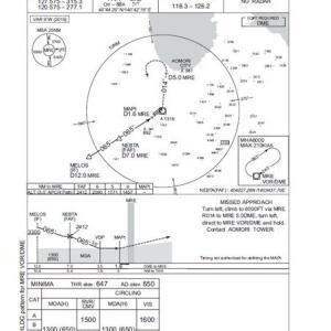 青森空港の着陸ルートvol3