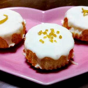 私が作るレモナック風ケーキ