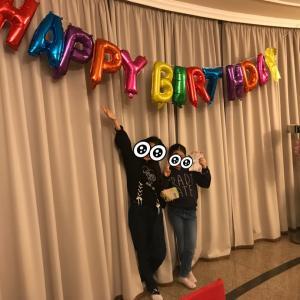 次女9歳お誕生日パーティー♩