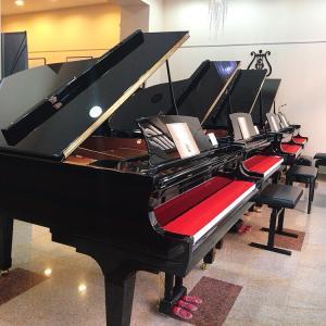 ピアノコンクール動画撮影…つ、疲れました。。。(泣