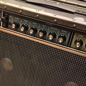 ギターアンプの使い方の基本