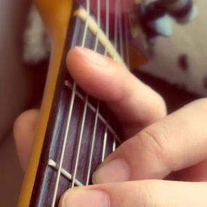 ギター初心者最大の難関コードFじゃなくB説