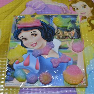 作って遊べる!かわいい  ディズニー プリンセス ドレスアップ グミ!(食玩)