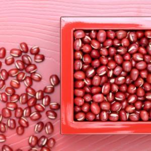 小豆が賞味期限切れ!いつまで食べられる?腐るとどうなるの?