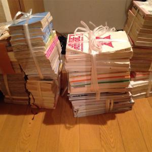 400冊を手放し完了!こんまりメソッドで本をお片づけ・コツとポイント