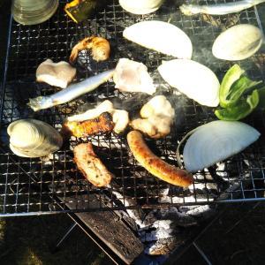 大人の最高な休日の過ごし方編〜釣り、BBQ、かき氷、花火〜