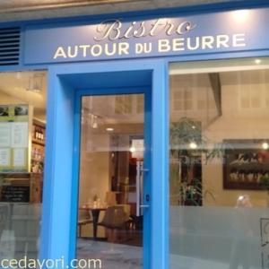 フランスバターのボルディエのサンマロ本店とレストランの料理は?