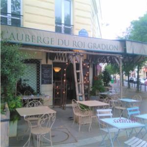 パリ13区のロベルジュ・ドゥ・グラドロン!Camilleシェフのインタビュー