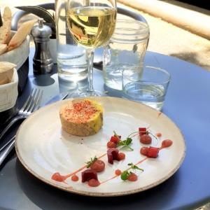 パリでフォアグラが食べられるレストラン!ル・エリソン「Le Hérisson」