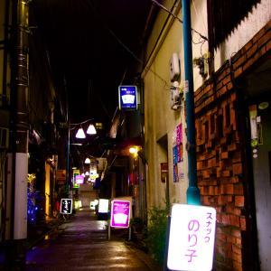 「りゅえる」武蔵小山にあった昭和レトロな飲み屋街