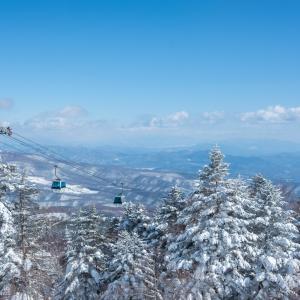 「パルコールつま恋スノーリゾート」軽井沢最大級のスキー場
