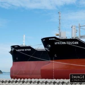 あいえす造船(今治造船)の「ばら積み運搬船」