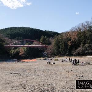 「飯能河原」無料でBBQが楽しめる場所