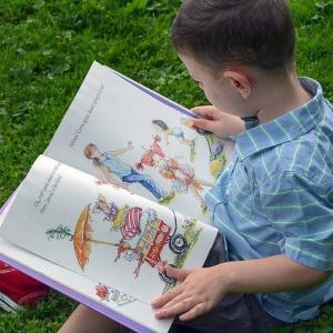 アメリカでおすすめの探し絵本について[3歳児]