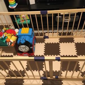 【君を守る!】赤ちゃんのいるお家のリビング、キッチン安全対策