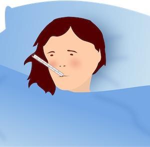 寝てるあいだに風邪はひきやすい