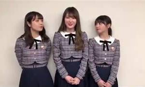 高山一実 斉藤優里 与田祐希 荒ぶる 1