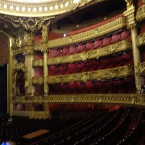 初めての フランス旅行 France 番外編 3 パリ オペラ座