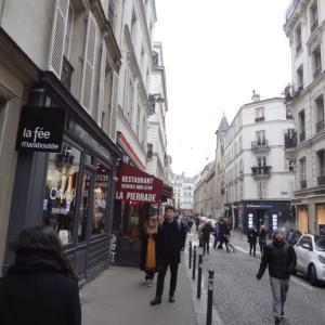 初めての フランス旅行 France 番外編4 パリの街 スナップ写真
