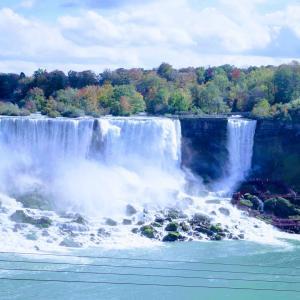 【カナダ】ナイアガラの滝は凄かった