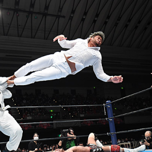 【新日本プロレス】 SANADAは内藤哲也にWK15で挑戦表明するべきである