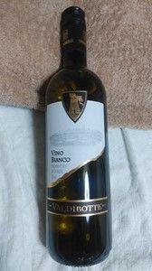 ヴァル・ディ・ボッテ/ヴィーノ・ビアンコ@イタリア産白ワイン