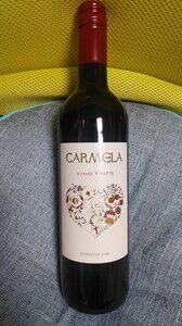 カルメーラ ティント@スペイン産 赤ワイン