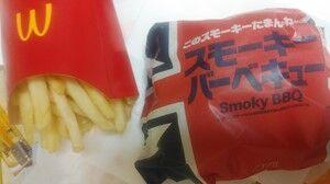期間限定!世界のマクドナルドからビーフバーガー集結「スモーキーバーベキュー」@マクドナルド