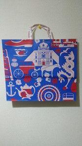 横濱セレクションの紙袋