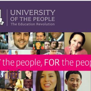 翻訳修行: Internetで大学入学試験: UoPeople