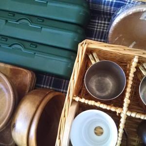 【キャンプ収納】キッチン用トラスコのトランクカーゴ