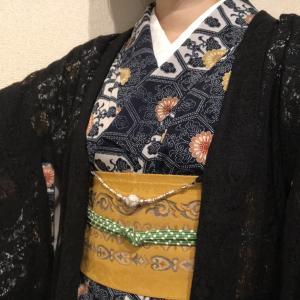 今日の着物#58 褒められ着物と日本語Youtube