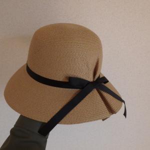 【3月楽天マラソン購入品】着物に麦わら帽子をやってみたい!