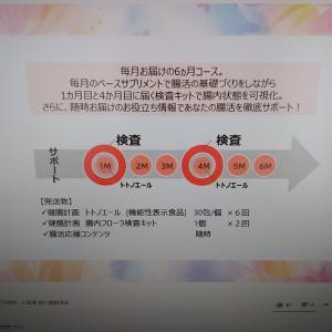 シオノギヘルスケア「 健腸計画 腸内環境改善プログラム」~rsplive2nd