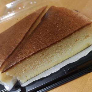 ヤマザキ「バスク風チーズケーキ」