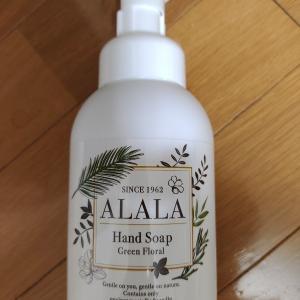 岩谷産業 「 ALALA薬用泡のハンドソープ」