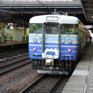 2014.3/7~9 たびてつ5(きらきらくびきの旅)~長岡から豪雪の飯山線に~