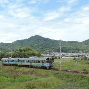 2020.5/31 とりてつ3(予讃線 詫間ーみの)~減車の特急列車 その1~