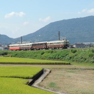 2020.9/20 とりてつ1(ことでん琴平線)~SWレトロ電車特別運行 午前の部~