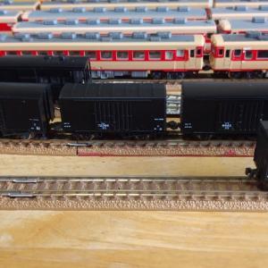 鉄道模型 増備! KATO ワム70000