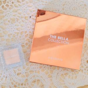 CELEFITのTHE BELLA COLLECTIONでアイメイク♪