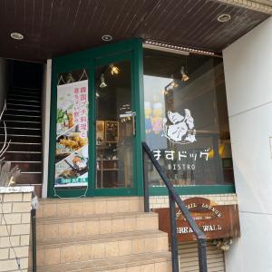 【中華街】はすドッグBISTRO◆流行のソトックソトック、ジャジャトッポギが食べられる!