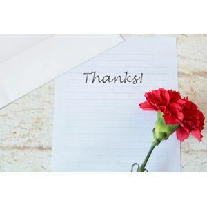 感謝したことも感謝されたことも記録してみる
